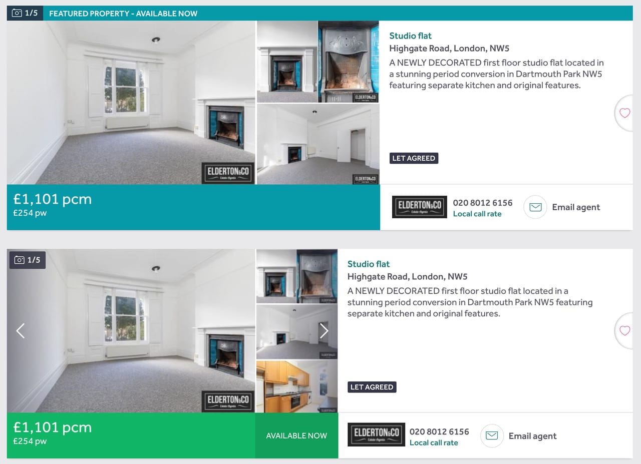 premium listings rightmove